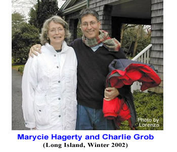 Charlie Grob and Marycie Hagerty (Winter 2002)