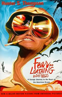 """Fear and Loathing in Las Vegas"" by Hunter S. Thompson"